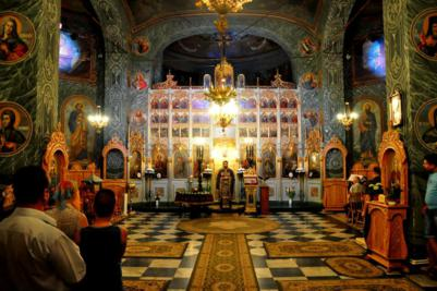 Igreja Ortodoxa Buna Vestire - Medias, Romênia - Piso Aquecido