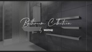 Coleção Bathroom Collection – Um banheiro aquecido e luxuoso