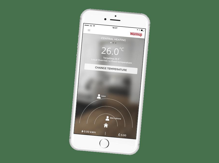 MyHeating app