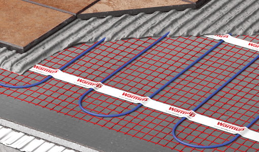 Sistema WIS de superfície warmup