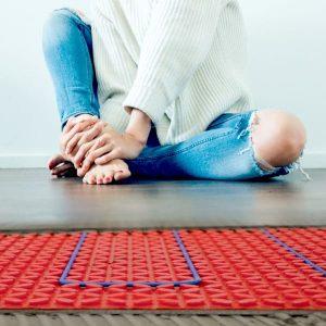 Os benefícios de garantir um piso aquecido na sua residência